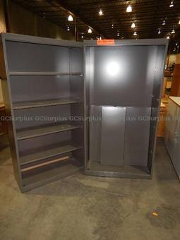 Picture of Metal Bookcases