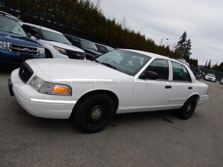 Photo de Ford Crown Victoria, 2006
