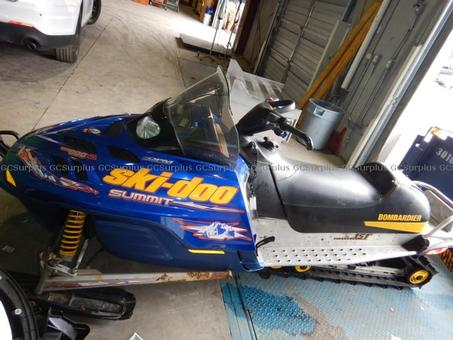 Picture of 2003 Ski-Doo Summit 800 HO Hig