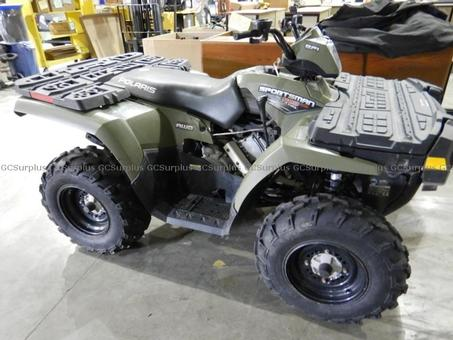 Picture of 2007 Polaris Sportsman 500 HO