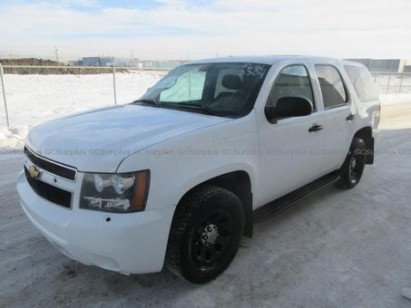 Photo de Chevrolet Tahoe LS Pursuit 2RM