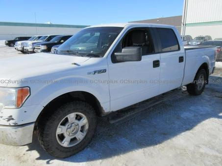 Picture of 2012 Ford F-150 (148874 KM)