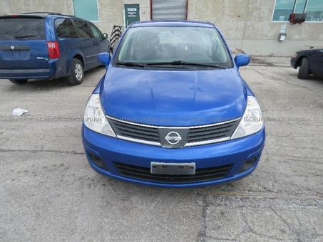 Picture of 2009 Nissan Versa (178463 KM)