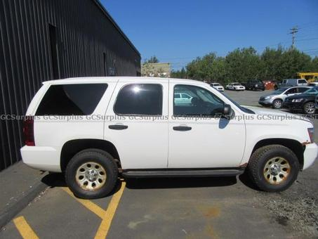 Picture of 2012 Chevrolet Tahoe