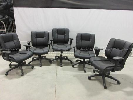 Picture of 5 Office Chairs