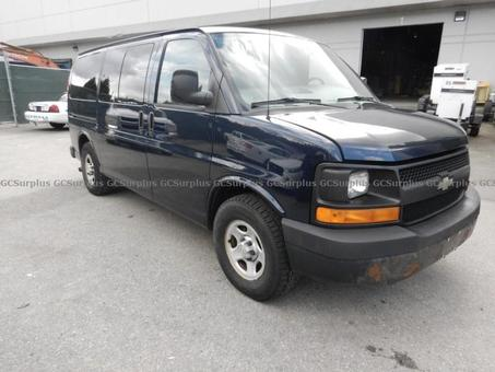 Picture of 2007 Chevrolet Express (154020