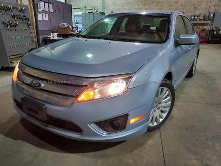 Picture of 2010 Ford Fusion Hybrid