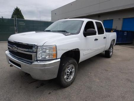 Picture of 2011 Chevrolet Silverado 2500H