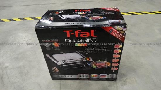 Picture of T-Fal OptiGrill+ Electric Gril