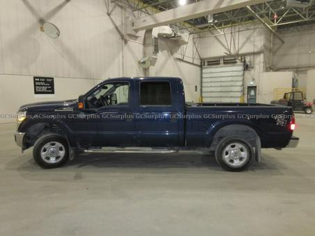 Picture of 2012 Ford F-250 SD (82573 KM)