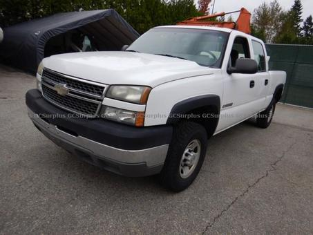 Picture of 2005 Chevrolet Silverado 2500H