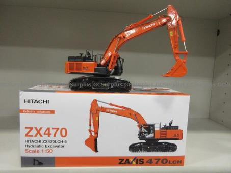 Picture of Hitachi ZX470 Hydraulic Excava