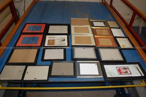 Picture of Assortment of Frames, Placards
