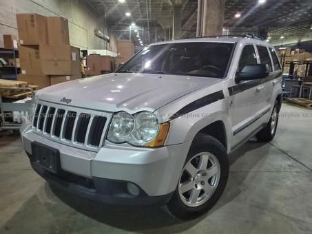 Picture of 2009 Jeep Grand Cherokee Lared